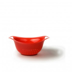 Cute & Handy Gripper Colander - 1 Quart - Multiple Colors
