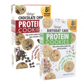 Soft & Chewy Protein Cookies in Multiple Flavors - 6 oz *Final Sale*