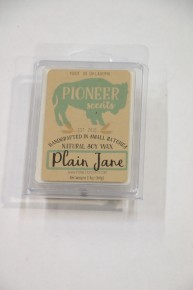 Wax Melts - Plain Jane
