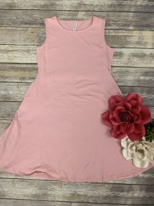 You Can Do Anything Tank Dress-Multiple Colors - Sizes 4-12