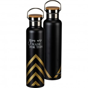 You Were Made For This Metal Water Bottle