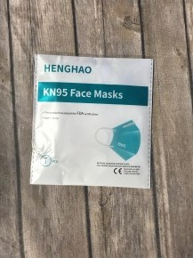 KN95 Disposable Face Masks CoronaVirus Protection