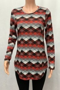 Special Kind of Love Comfy Plaid Top - Sizes 4-20