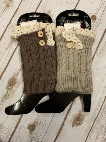 Trust in You Sweater Boot Cuffs in Multiple Colors