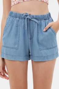 Pocket Full Of Sunshine Flowy Shorts In Multiple Colors- Sizes 4-10