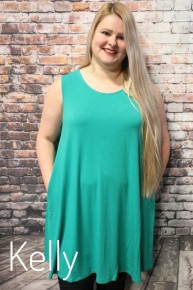 Time To Shine Tunic/ Dress In Multiple Colors- Sizes 4-20 *Final Sale*