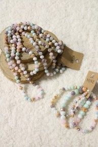 Fairy Tale Point Of Perfection & 3 Strand Bracelet Bundle