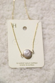Perfect Timing White Opal Necklace
