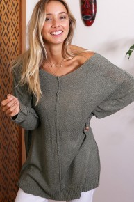 Love This Life Knit Sweater In Multiple Colors- Sizes 4-10