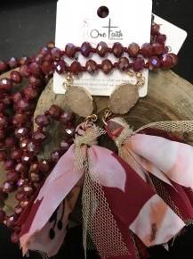Pop Of Red Jewelry Bundle