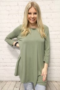 Always & Forever Everyday Top - Multiple Colors - Sizes 12-20