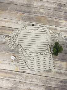 Eager To Please Striped Top - Sizes 4-10