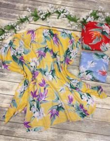 Oh So Tropical Kimono - Multiple Colors