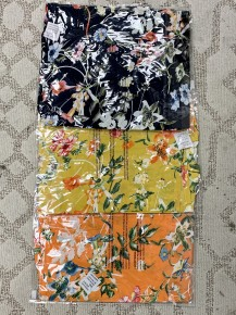 Carrie's Favorite Short Floral Kimono in Multiple Colors
