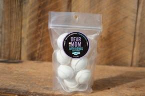 Dear Mom Bath Bombs In Calming Lavender