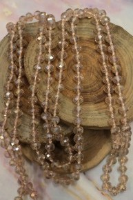 Point Of Perfection Beaded Necklace In Chandelier