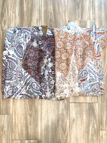 Stick To It Multi Print Kimono in Multiple Colors ~ One Size Fits Most
