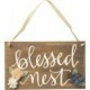 Blessed Nest Hanging Decoration