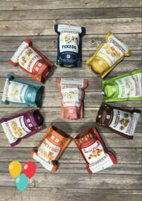Hand Crafted Flavored Popcorn in Multiple Flavors *Final Sale*