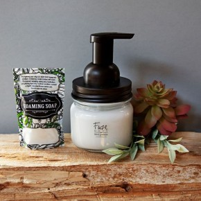 Foaming Essential Oil Hand Soap - Multiple Choices