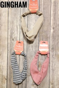 Savor the Moment Knotted Headbands in Multiple Colors and Prints