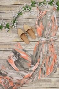 Castaway to Somewhere Maxi Dress - Sizes 4-20