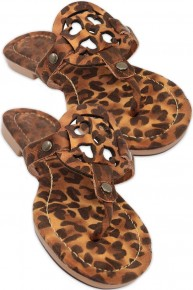 Strolling With Sass Leopard Sandals