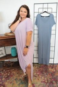 Time Goes By Maxi Dress In Multiple Colors