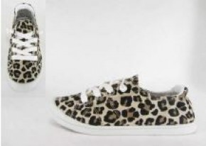 Step Toward The Right Direction Leopard Sneaker - Sizes 6-11