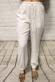Trendy & Fabulous Tapered Pants in Multiple Colors