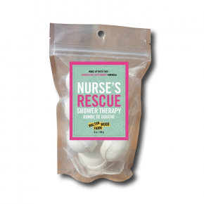 Nurse's Rescue Energizing Peppermint Shower Therapy