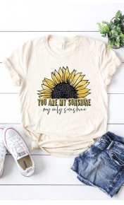 You are My Sunshine Graphic Tee Sizes 4-12
