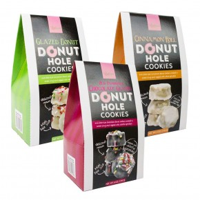 Donut Hole Cookies - Multiple Flavors