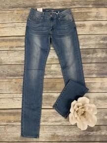 The Aspen Skinny Jeans  In Light Denim - Sizes 5-15 - Nine Planet