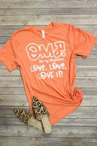 OMJ! Love, Love, Love it! OFB Original Tee - Sizes 4-20