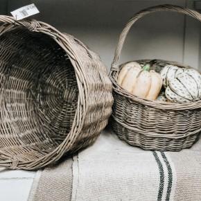 Natural Willow Basket