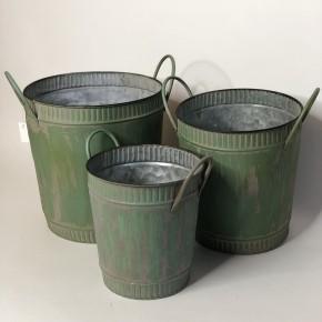 Garden Green Bucket