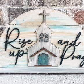 Rise Up And Pray Craft Box