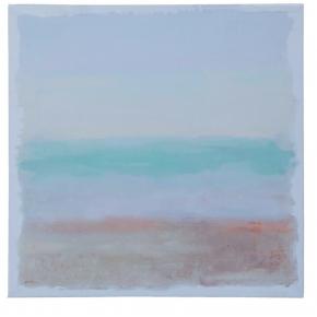 Watercolor Landscape Canvas