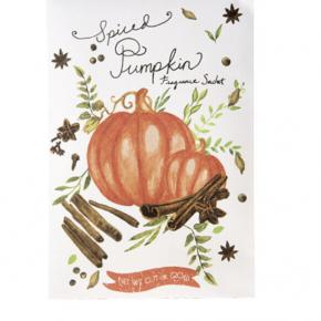 Spiced Pumpkin Sachet