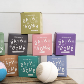 Old Whaling Company Bath Bomb
