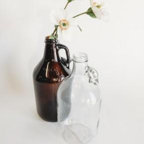 1/2 Gal Glass Jug