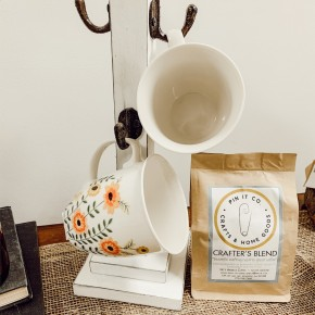 Mug Rack Craft Kit