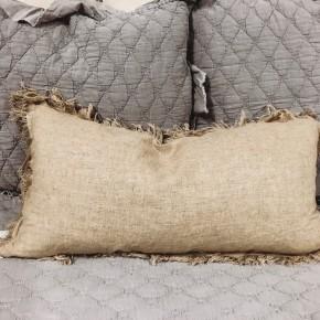 Tropical Fringe Pillow