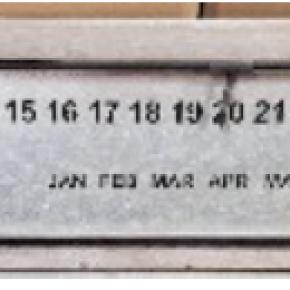 Sliding Scale Calendar