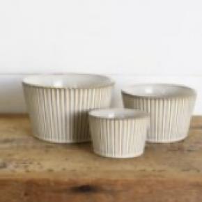 Ceramic Bowls Set of 3
