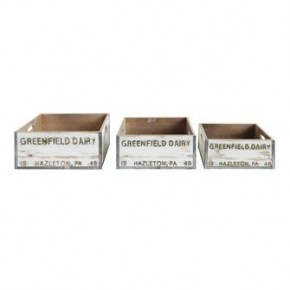 Greenfield Dairy Crate