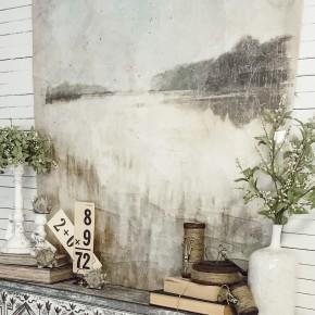 Decorator Landscape Paper
