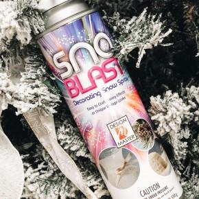 18oz Snow Blast Spray