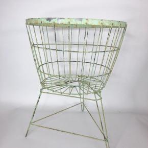 Mint Standing Market Basket